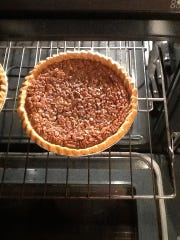 Got pie? Homemade pecan, fruit and other pies await at the Old National Bank atrium this Friday.