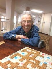 At 92, Shirley Cohen still regularly beats her son David at Scrabble.