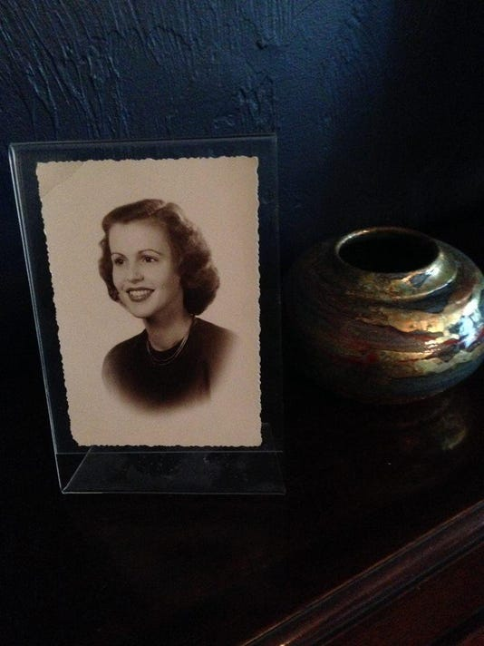 Ann Hinson framed art
