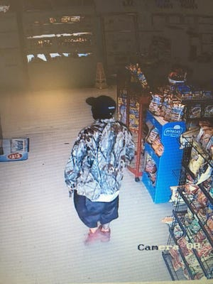 Image of Immokalee convenience store armed robber.