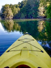 Kayaking, fishing and camping adventures are popular