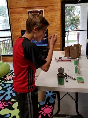 """Lumberton Public Library recently hosted a program called """"Worst. Lunch. EVER!"""""""