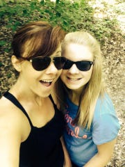 Kari Rhinehart lost her daughter, Emma Grace Findley,