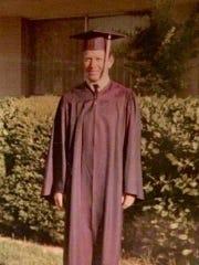Frederick H. Frazer, of Wickenburg, Arizona, born June