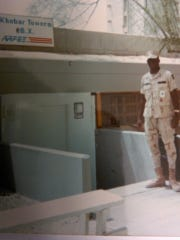 Lester Norris was stationed at Khobar Towers in Saudi
