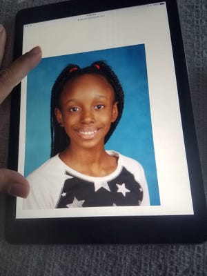 Abbiegail Smith, 11, of Keansburg.