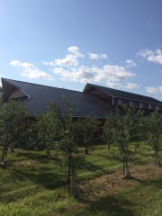 Rock Ridge Orchard is in the midst of a major expansion.