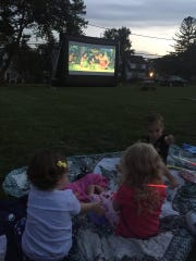 National Night Out in Boonton, August 1, 2017.