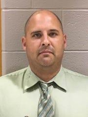 Matthew Mayette is the new boys' varsity basketball coach at Mardela High School.