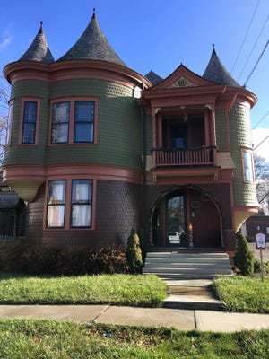 The41st Annual Old Washington Street Festival Sept. 16-17 will include a tour of Victorian-era homes in the neighborhood, as well as vendors, music and food.