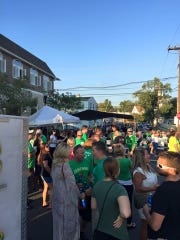 Gloucester City's Shamrock Festival is set for noon