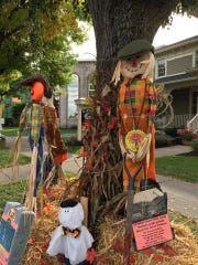 A delightful variety of smiling, serious, and maybe even downright scary scarecrows will greet visitors at the annual Fairport Scarecrow Festival, scheduled for Saturday, Oct. 7, on Main Street.