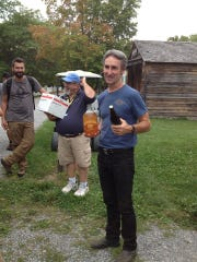 'American Pickers' co-host Mike Wolfe visits the Genesee