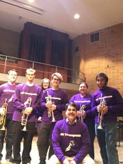 UE Trumpet Ensemble