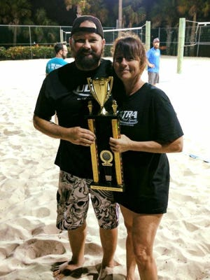 Matthew Neighbarger was a Marine Vet and Volleyball enthusiast. An Oct. 21 tournament will help his family.