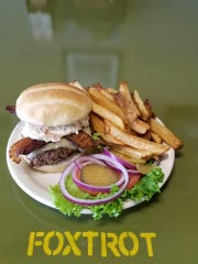 A classic American diner has to have great burgers,