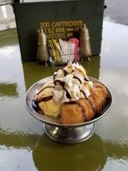 Cafe 29 has a fried Twinkie on the menu, and you should