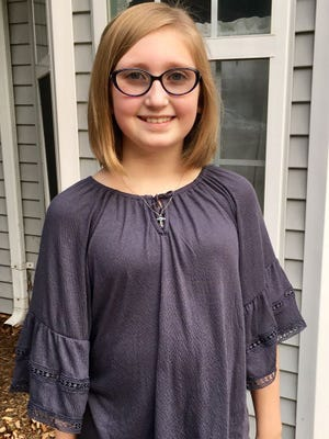10-year-old Isabella King wants to return two dollars she found in Pequannock.