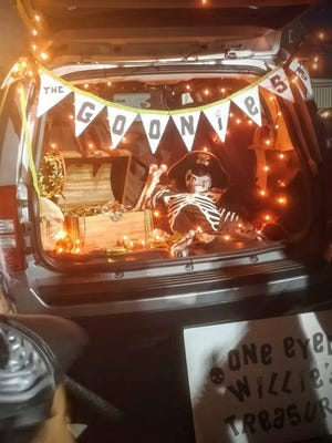 Vineland Police are hosting a Halloween family fun night that includes some trunk-or-treating.