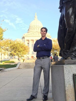 Winneconne native David Lautenschlager is running against state Rep. Dave Murphy for the Assembly's 56th District.
