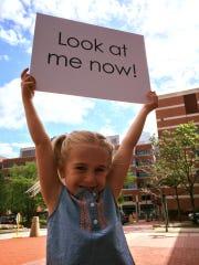 Charlotte Stewart-Groff of Washington Township is now