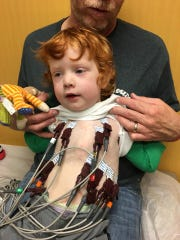 Joseph Ryan was born Dec. 14, 2012, with half of his heart undeveloped. He has had multiple surgeries in the five years since.