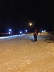 The 2018 Iola Snow Bully Fat Bike Race, will take place