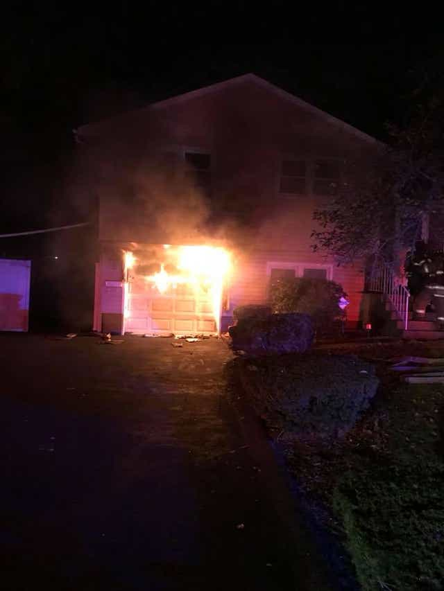Two Fires Reported In Ramapo