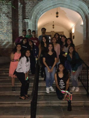 Members of the South Asian Student Association attended the new installment Chit-Chat-Chai.