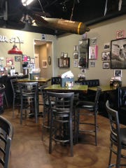 Veterans and active members of the military get 10 percent off at Cafe B-29