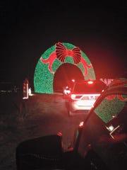 Santa Land in east Texas.