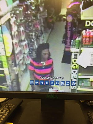 The women are stealing wallets from employees' purses and using their credit cards at other locations.