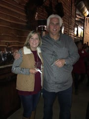 Janet Odell was named Associate of the Year and Gene Lantrip was named Homebuilder of the Year at Big Country Home Builders Association's annual Christmas party.