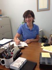 Millburn Senior Citizens Coordinator Jaimee Hawkins