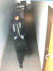 Police say this suspect burglarized the Compassionate Care Foundation marijuana dispensary in Atlantic County.