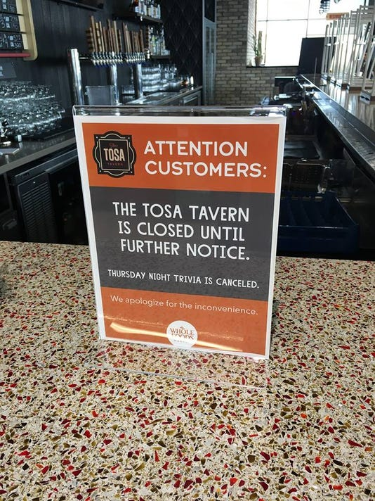 Tosa Tap at Whole Foods