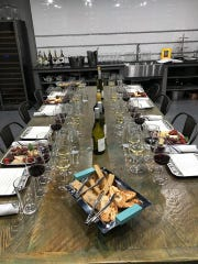 Monthly wine club hosted by Eclectix Coffe Bar and Bakery will be Feb. 1, 2018.