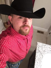 Cody Risk poses for an undated photo. Risk was killed