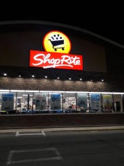 The $1.5 million renovation of ShopRite of Carteret included a new sign.