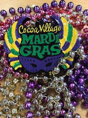 Cocoa Village will celebrate Mardi Gras with a parade on Saturday.