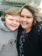 Ashley Hall of Duncan Falls is asking for help from the community to get her son to Mayo Clinic so he can be treated for a rare lung disease.