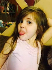 Maggie Zaiger, 5, drowned at Falls Park on Sunday after