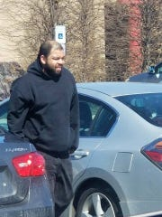 Moorestown police say this man is a suspect in recent car burglaries in town.