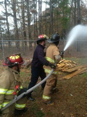 The City of Fairview Fire Department is currently seeking to train new volunteer fire fighters.