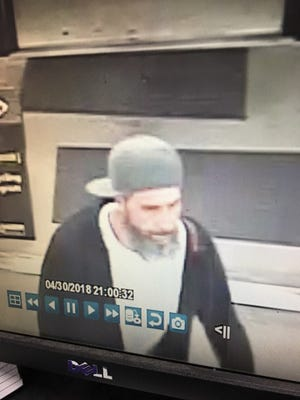 State police are trying to identify this man, who they believe stole Tide Pods and other items from a Dollar General in Long Neck.
