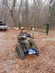 Providing the disabled community with all-terrain wheelchairs is a big part of what Michigan Operation Freedom Outdoors does.