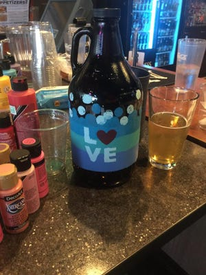 Craft beer week activities included painting, walking, biking, eating, listening to music and more beginning Monday in the Fox Cities, Green Bay and surrounding communities.