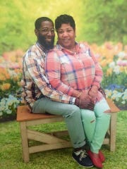 Isabel Cooper, 30, and Thessalonians Berry, 34, were found dead in a car in Stanton on Thursday, May 24, 2018.