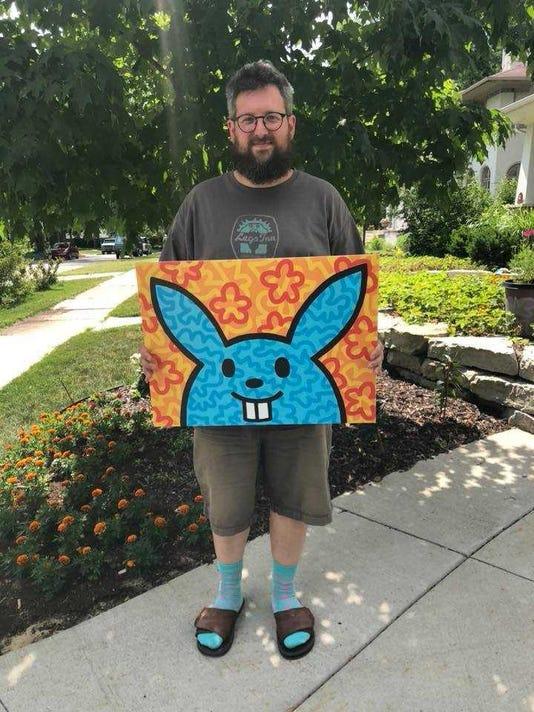 Happy bunny signs