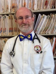 Dr. William Sawyer of Sharonville is one of the doctors